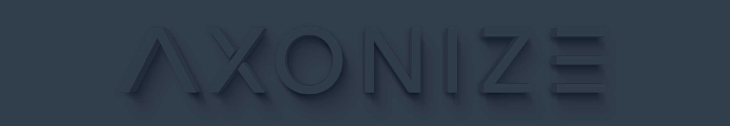 Axonize dark logo